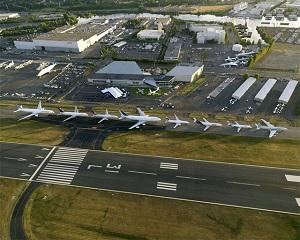Boeing Everett Delivery Center | TSI